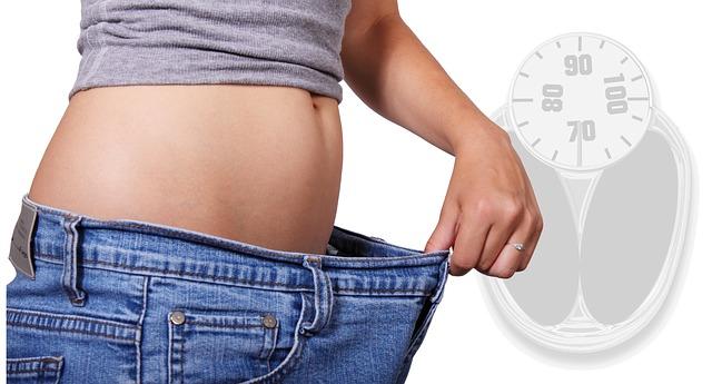 kalhoty, hubnutí, břicho