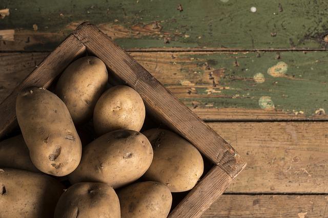 bramborový koš