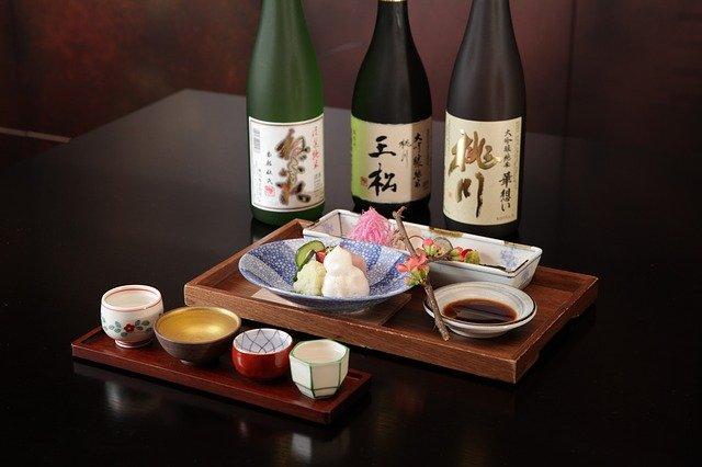 japonské občerstvení