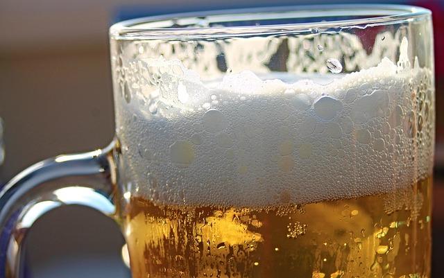studené pivo