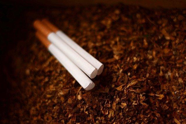 cigarety na tabáku