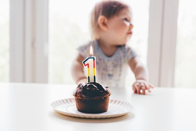 roční narozeniny