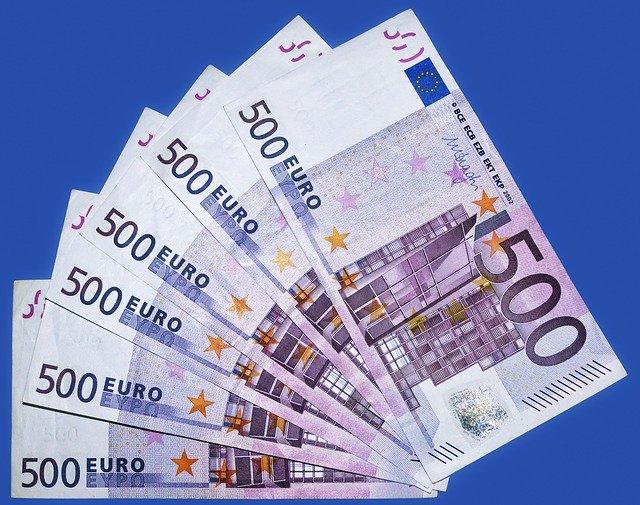 bankovka 500