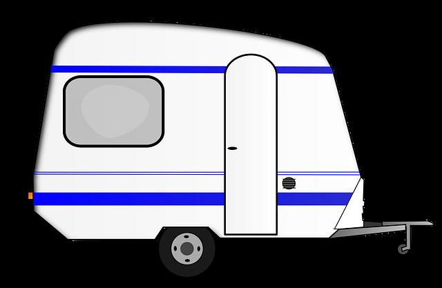 malý karavan