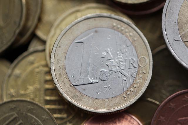 1 euro – mince