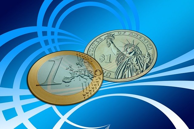 mince dolar a euro